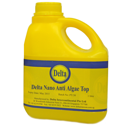 Delta Nano Anti Algae - Top