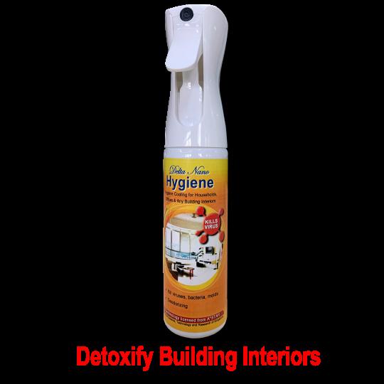 Delta Nano Hygiene