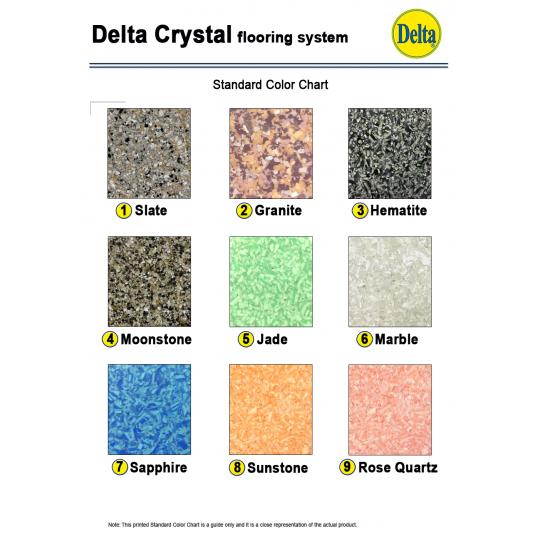 Delta Crystal System