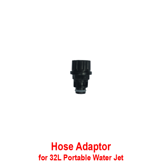 Hose Adaptor (32L Water Jet)