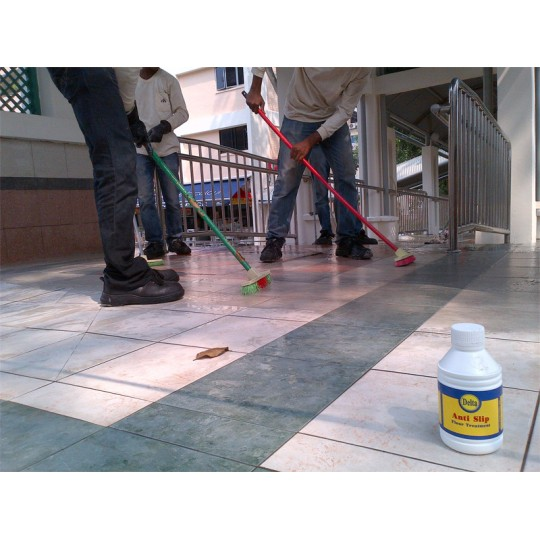 Delta Anti Slip Floor Treatment