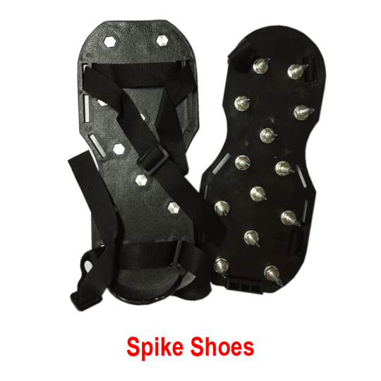 Spike Shoes (Free Size)