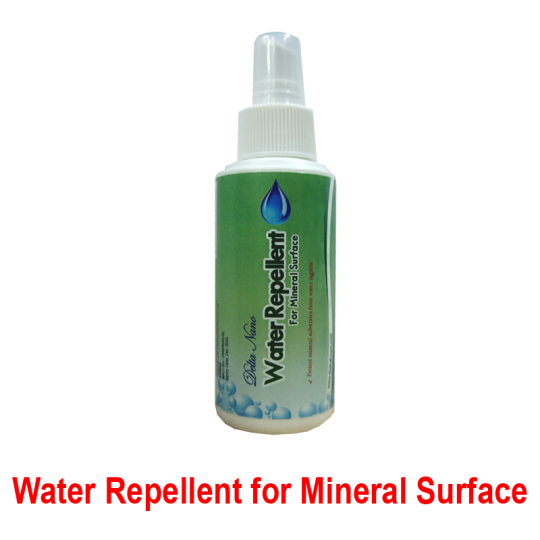 Delta Nano WaterRepellent for Mineral Surface
